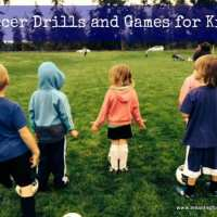 Beginning Soccer Drills