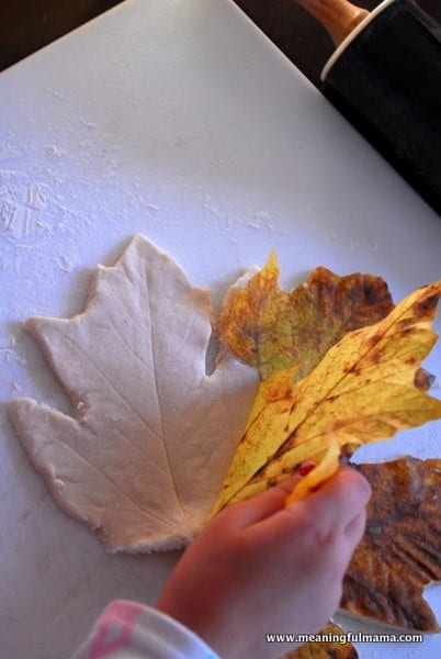 1-#leaf bowl #craft #salt dough #kids-020