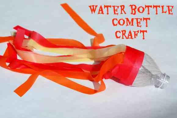 #comet #craft #water bottle #rocket-033