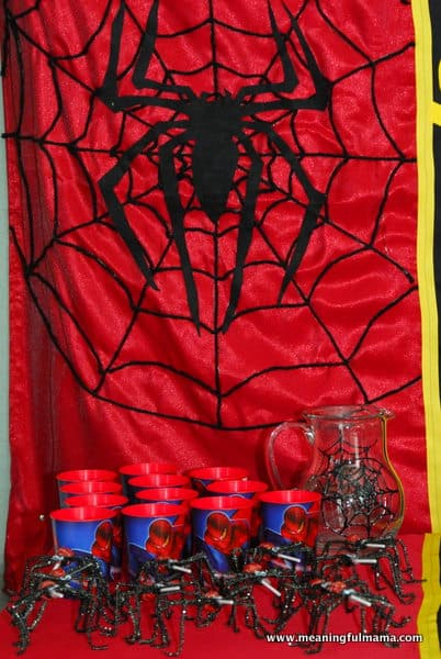 1-#superhero birthday party #ideas #3 year old-023
