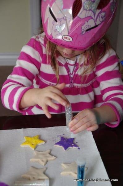 1-#saltdough star craft ornament cubbies bear hug 13-017