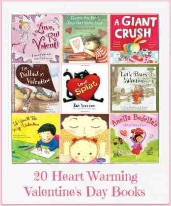 valentine book ideas