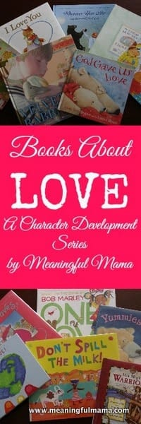1-#books about love children's character development