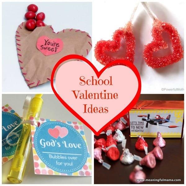 1-#valentine school ideas cards