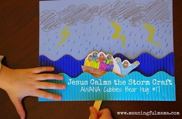 1-jesus calms the storm craft awana cubbies bear hug 17 sunday school Mar 10, 2014, 1-01 PM Mar 10, 2014, 3-059