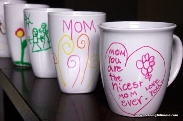 1-mother's day gift idea classroom mugs May 6, 2014, 8-12 AM