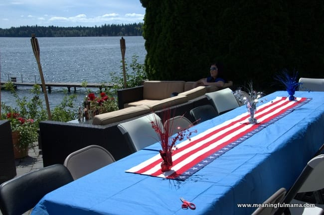 1-fourth of july table decor ideas Jul 4, 2014, 2-009