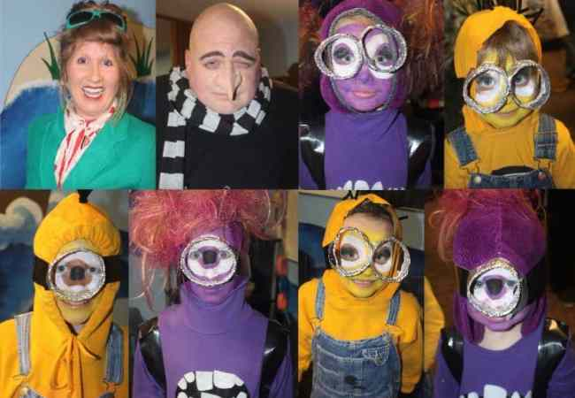 despicable me 2 costume diy homemade