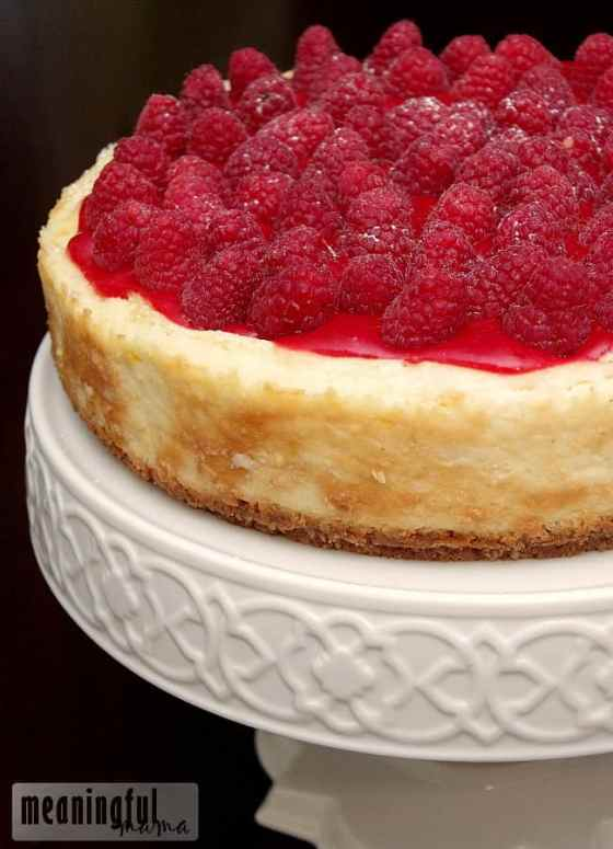 best raspberry cheesecake recipe