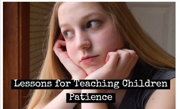 teaching patience