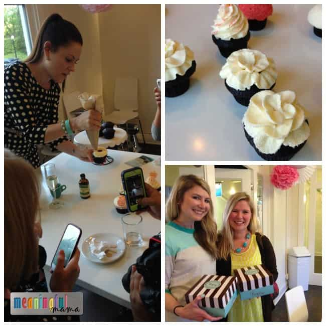 trophy cupcake butter recipes