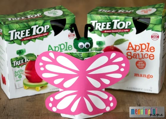 Tree Top Butterfly Pouches Apr 9, 2015, 3-33 PM