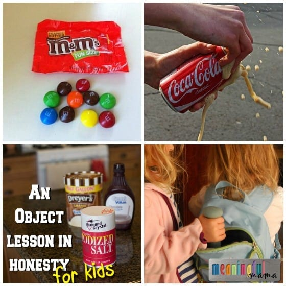 Bible Object Lessons that Teach Kids about God