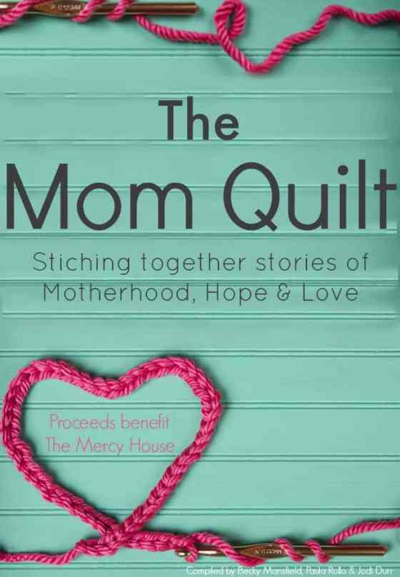the mom quilt - 2