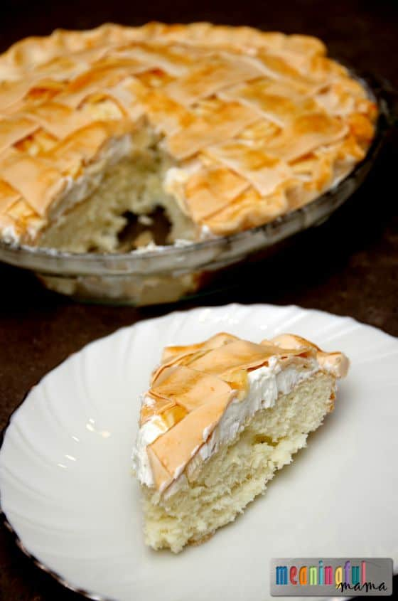 Apple Pie Cake Slice Nov 27, 2014, 6-15 PM
