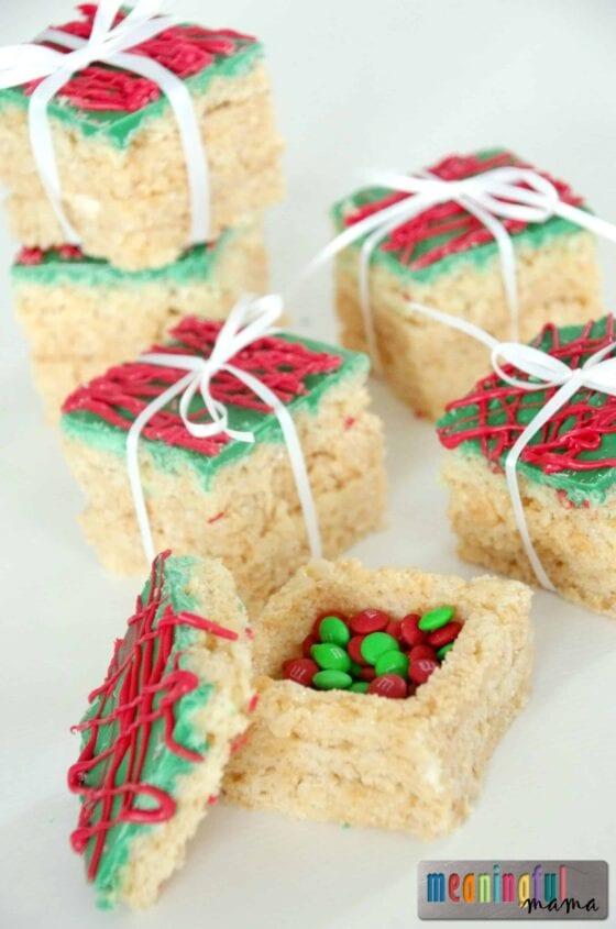 Rice Krispies Presents for Christmas Oct 18, 2015, 12-12 PM