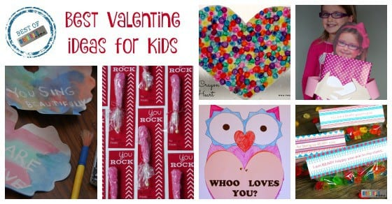 Best Valentine Ideas for Kids