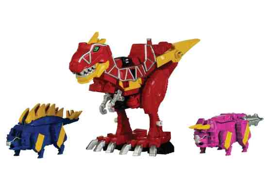 Power Rangers Dino Chargers