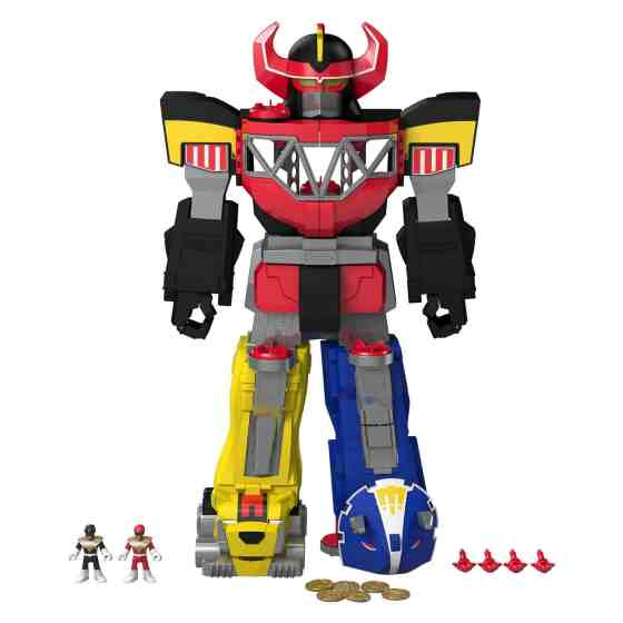 Review of Imaginext Power Ranger