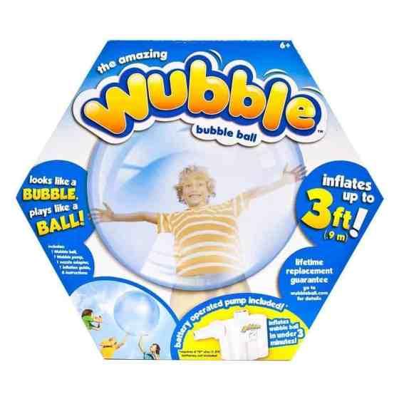 Wubble Bubble Ball Review