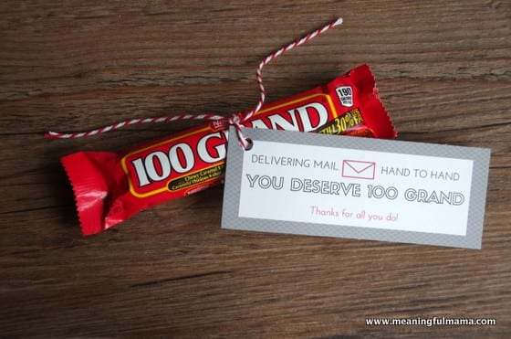 1-Random Acts of Kindess for Mailman - Free Printable 100 Grand Feb 3, 2016, 1-40 PM
