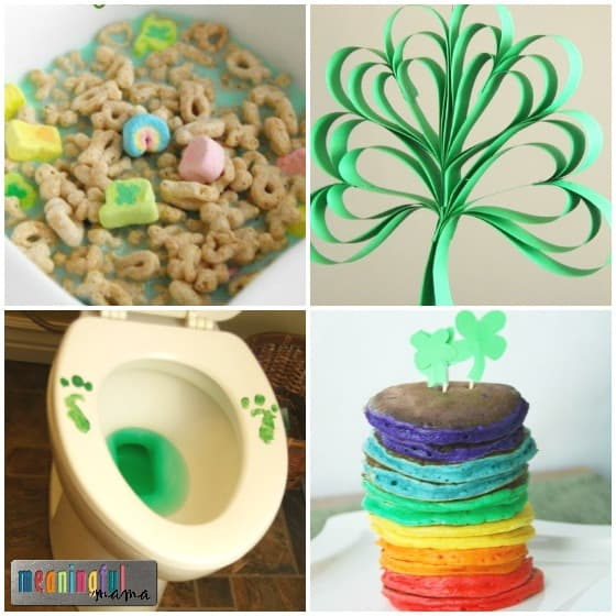 Fun St. Patrick's Day Ideas for Kids