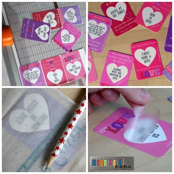 Valentine's Day Bible Verse Scratch-Off Hearts