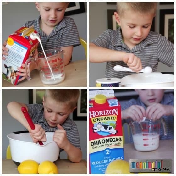 How to Make Lemon Scones Recipe