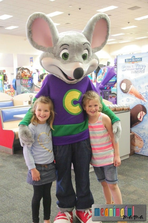 Chuck E. Cheese Post Tax-Day Free Offer Apr 17, 2016, 12-40 PM