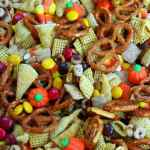 Salty & Sweet Pumpkin Spice Harvest Chex Mix