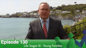 Episode 130 – Life Stages III: Young Families