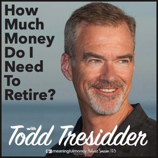 How Much Money Do I Need To Retire with Todd Tresidder|How Much Money Do I Need To Retire with Todd Tresidder