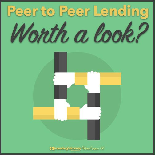 Peer to peer lending explained|Peer to peer lending - worth a look?