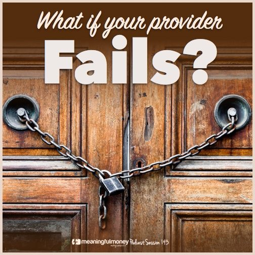||What if your provider fails?