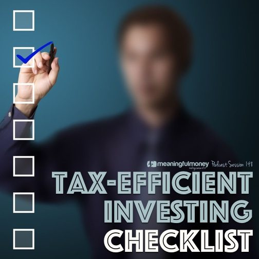 Tax-efficient investing|Tax-efficient Investing