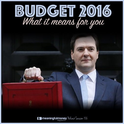 Budget 2016 - What it means for you|Budget 2016 What it means for you