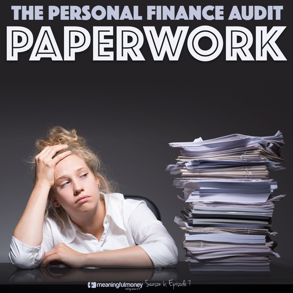 |Audit Your Paperwork