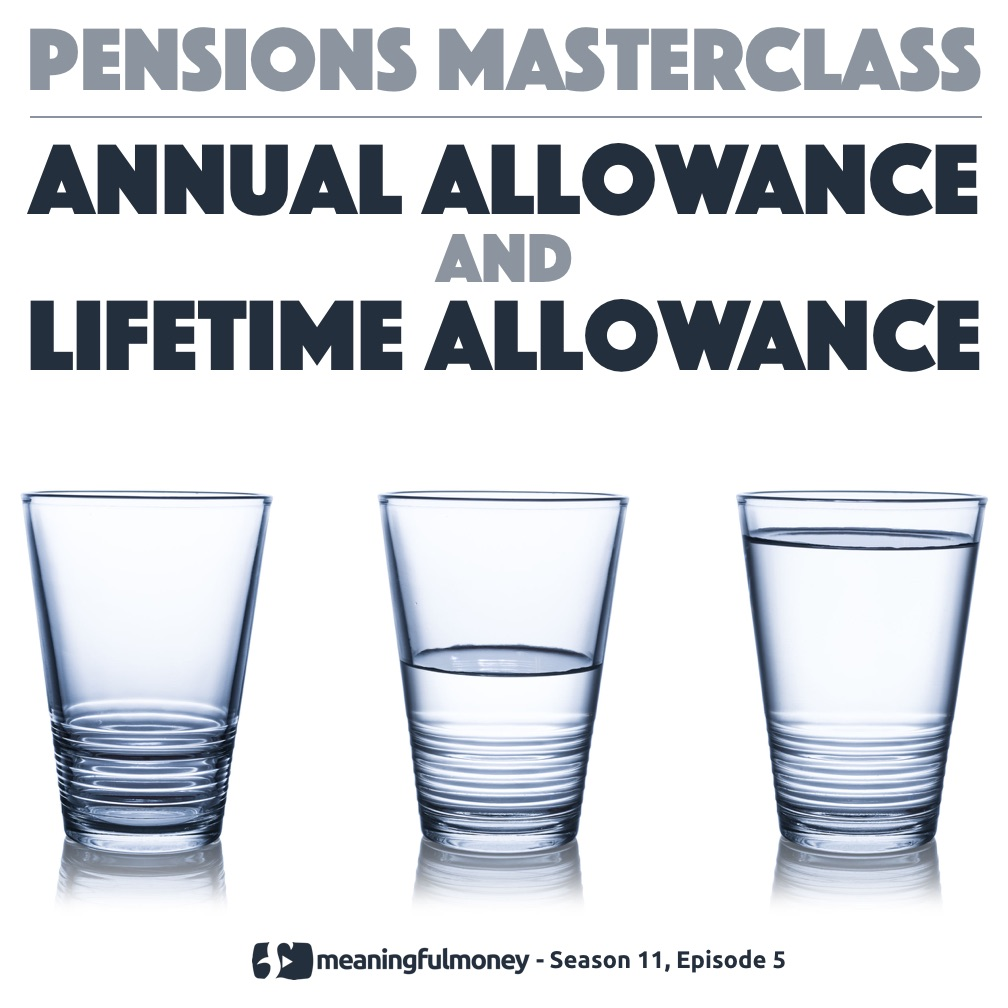 annual allowance and lifetime allowance|Annual Allowance and lifetime allowance
