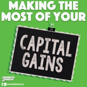 Making the most of the Capital Gains Tax Allowance – 5MF022