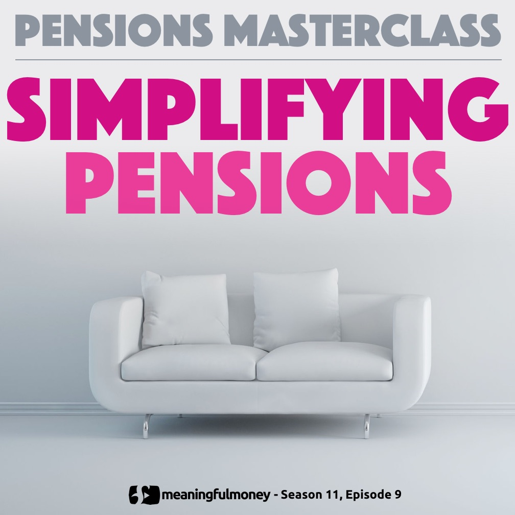 Simplifying Pensions|Simplifying Pensions
