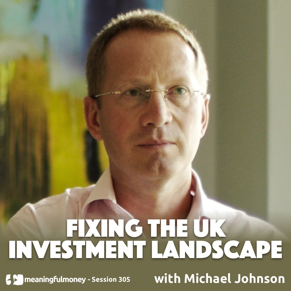 Transforming UK Investing with Michael Johnson|Transforming UK INvesting with Michael Johnson