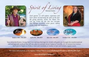 Spirit of Living Retreat Series