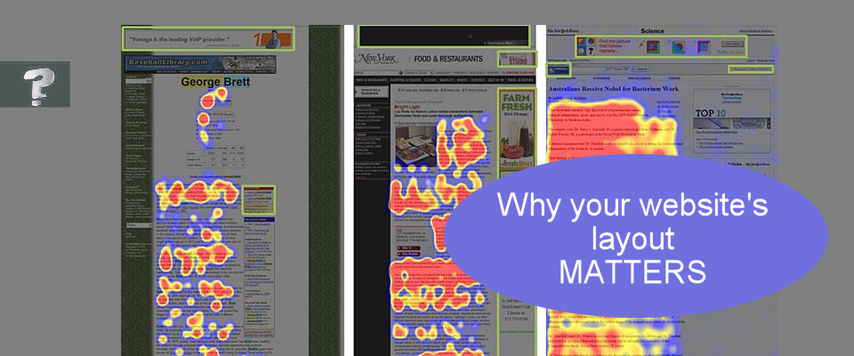 Why your library's website layout matters