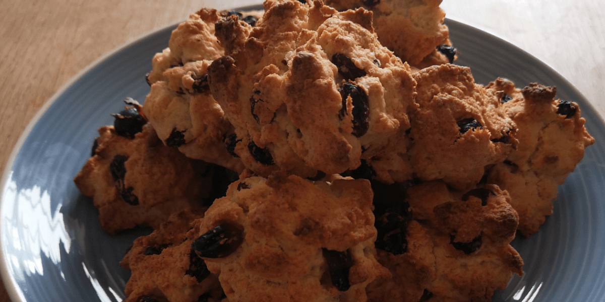 Bero rock buns recipe