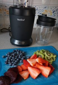 VonShef UltraBlend Review #review #healthy #smoothie #recipes