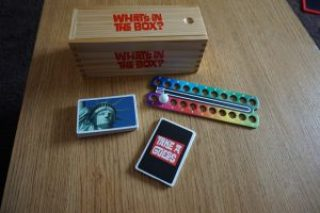 What's in the box? Cheatwell Games #review #kidsgames #partygames