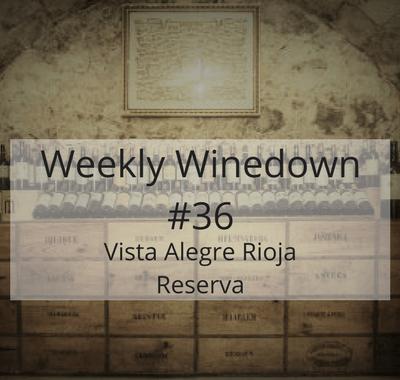 Weekly Winedown #wine #review #redwine #spanishwine #spanishrioja #rioja #redwinereview #spanishwinereview #spain #reserva