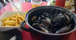 top tips provence cote d'azur Moules Roqueforte