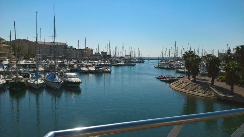 top tips provence cote d'azur boats at Port Frejus