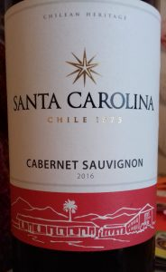 Santa Carolina Cabernet Sauvignon review